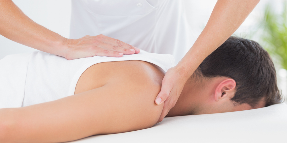 Physiotherapie: Massagen